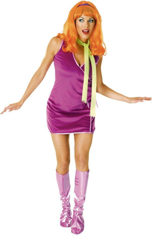 Photo du produit Déguisement Daphné Scooby femme