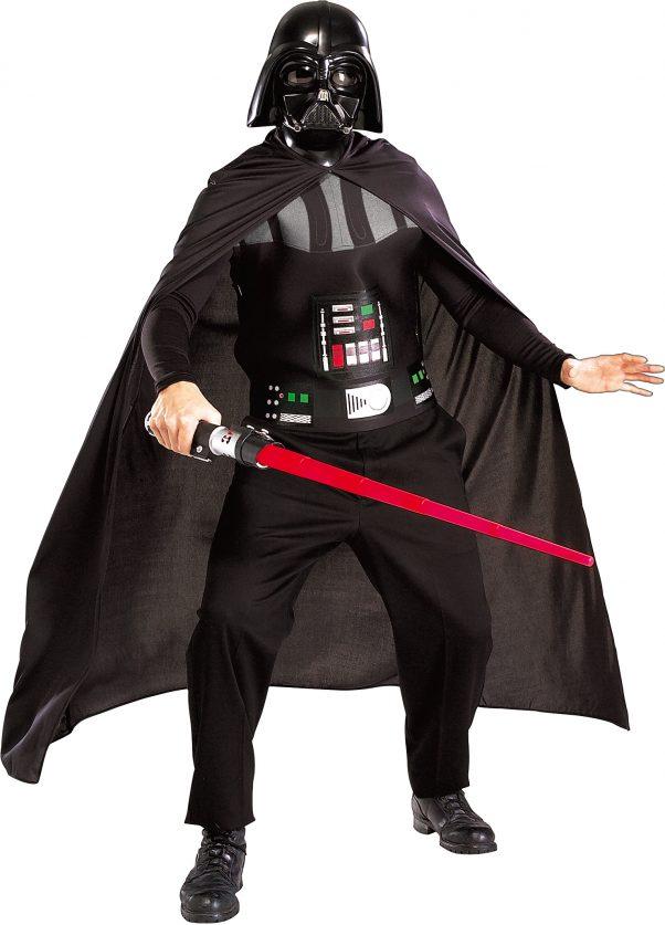 Photo du produit Déguisement Dark Vador Star Wars avec sabre adulte