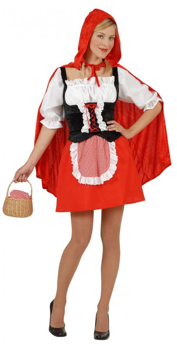 Photo du produit Déguisement petit chaperon rouge femme