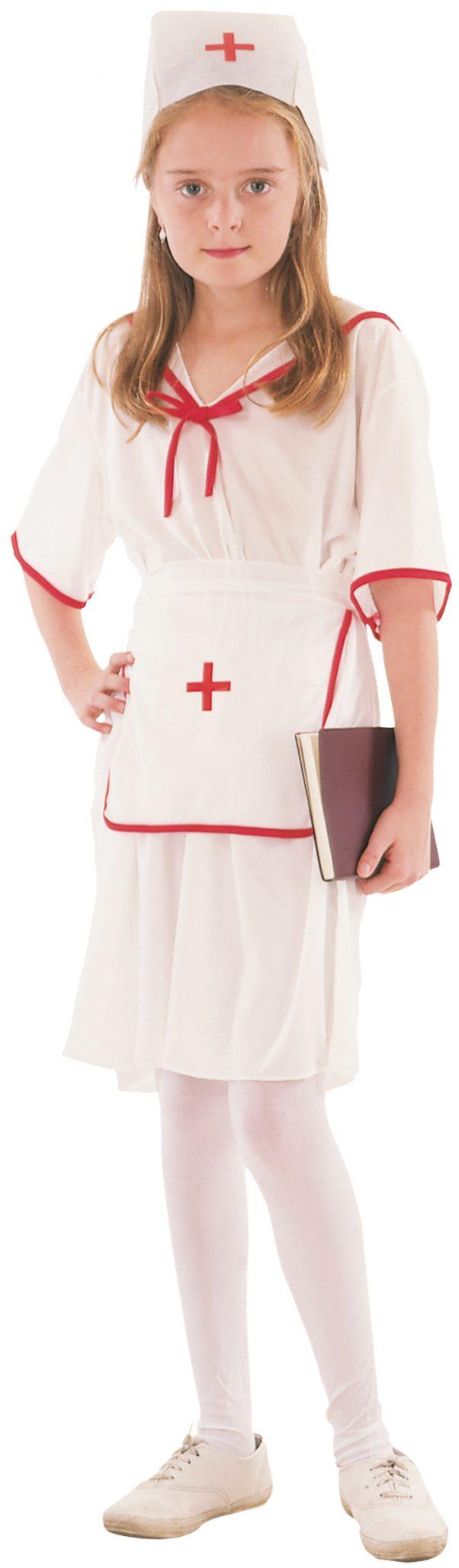Photo du produit Déguisement infirmière fille