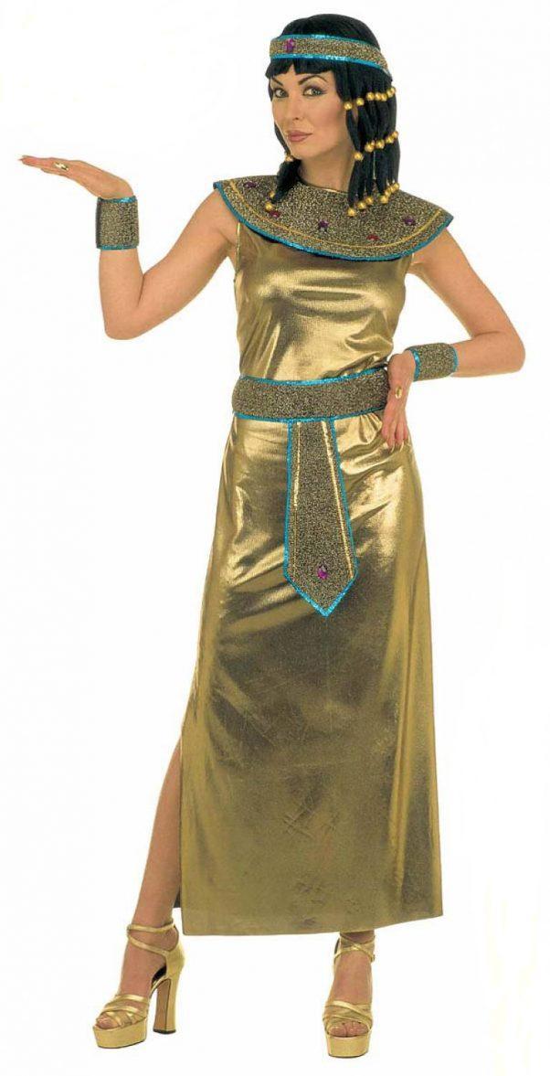 Photo du produit Déguisement reine d'Egypte femme