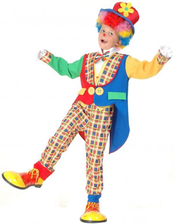 Photo du produit Déguisement clown joyeux enfant