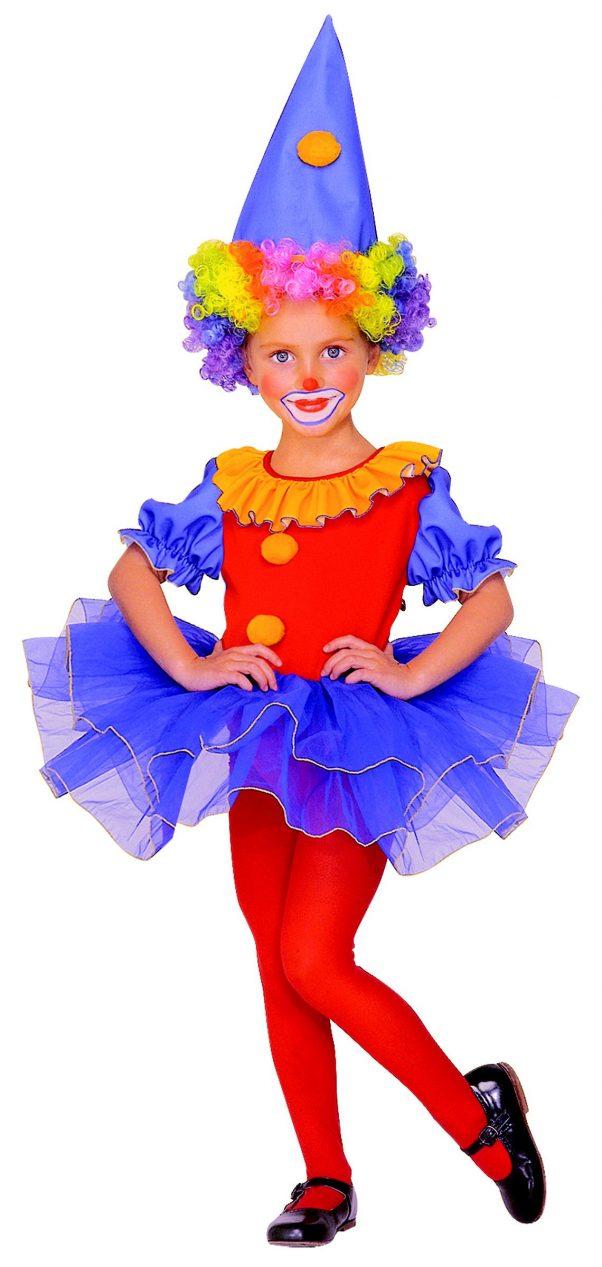 Photo du produit Déguisement clown tutu fille
