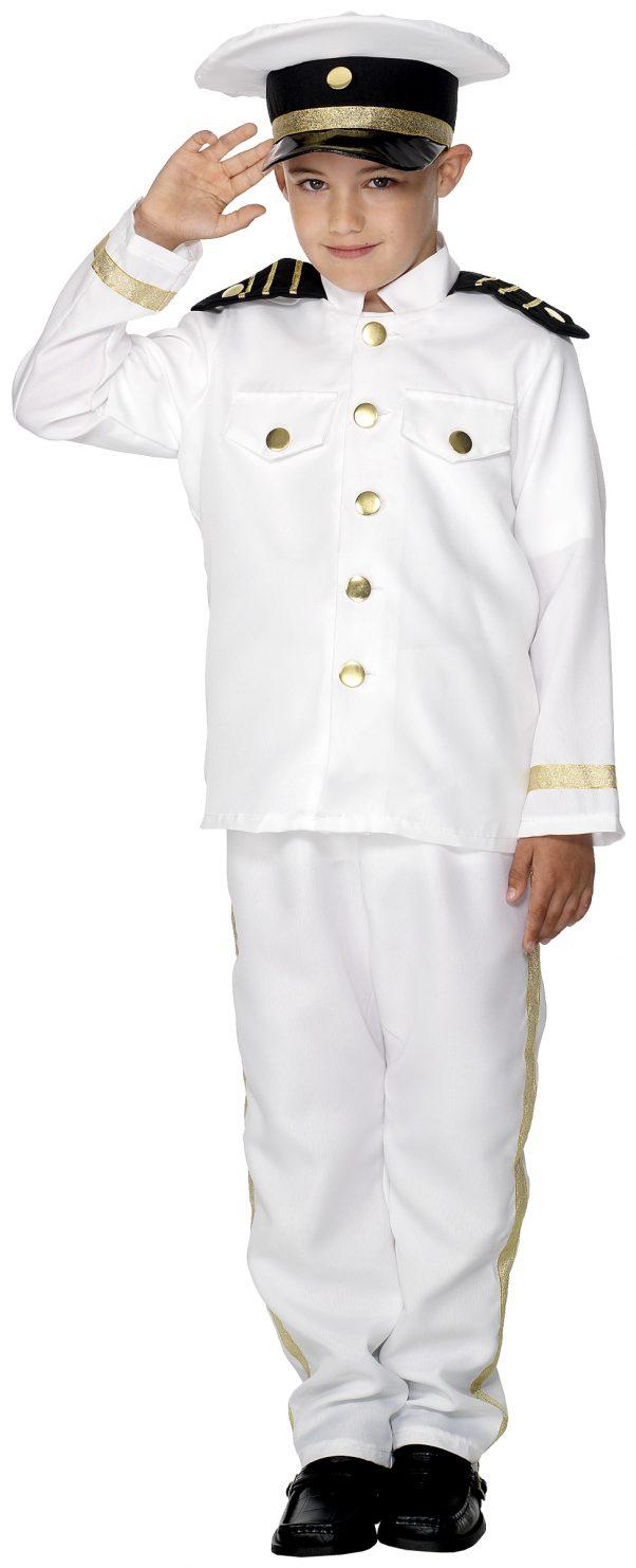 Photo du produit Déguisement capitaine garçon