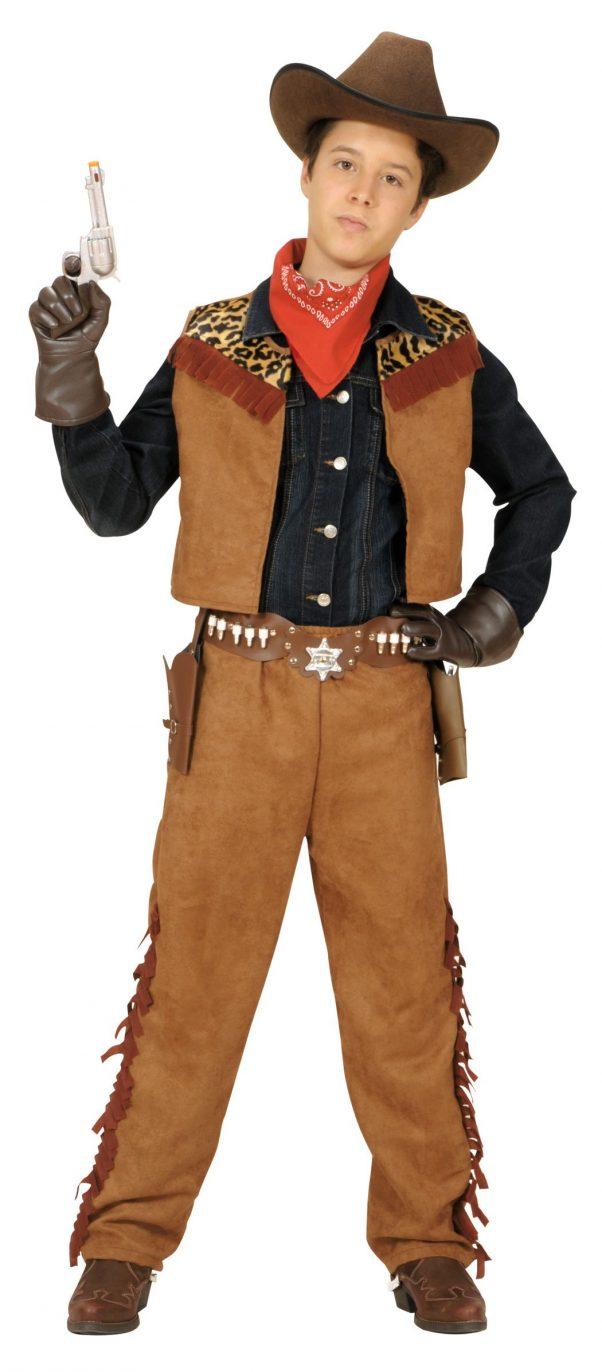 Photo du produit Déguisement cowboy du Far West garçon