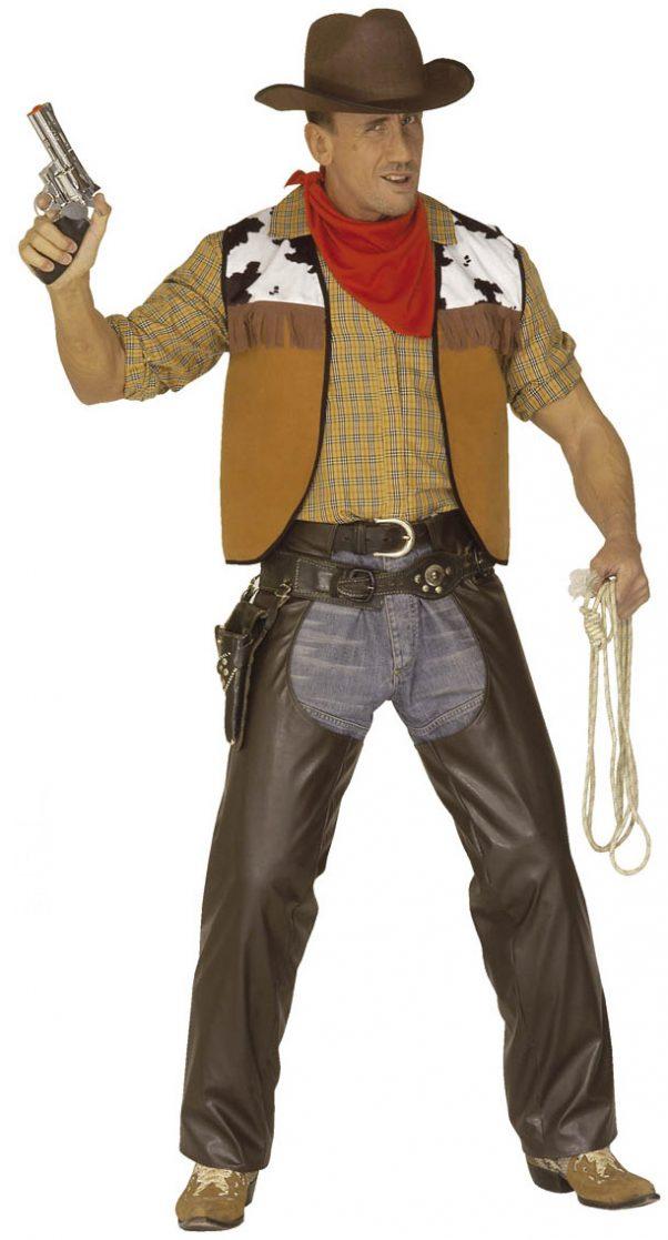 Photo du produit Déguisement cowboy western homme