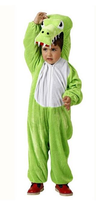 Photo du produit Déguisement crocodile peluche enfant