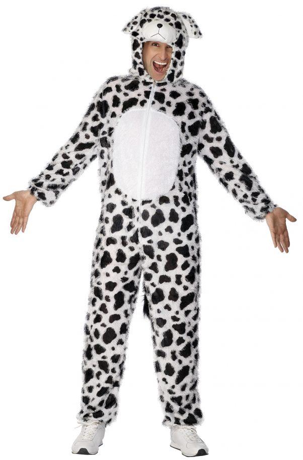 Photo du produit Déguisement chien dalmatien adulte