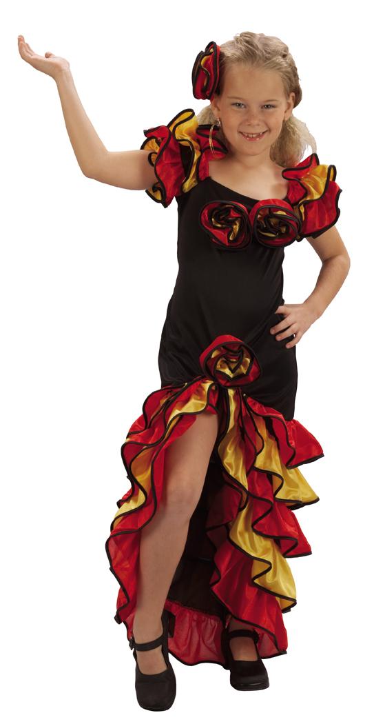 Photo du produit Déguisement danseuse espagnole fille