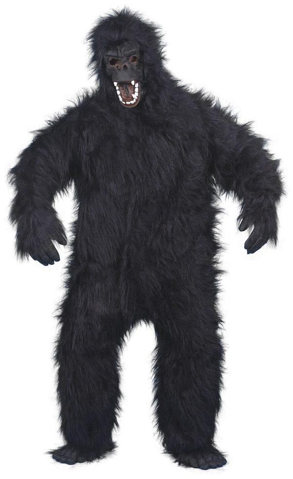 Photo du produit Déguisement gorille noir adulte