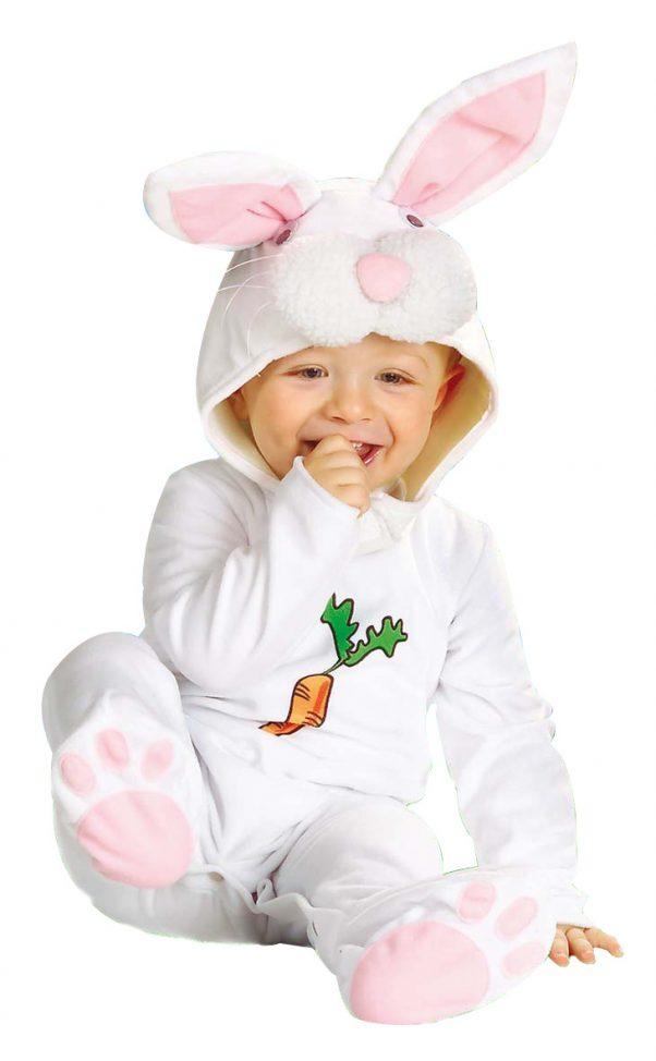 Photo du produit Déguisement lapin blanc bébé