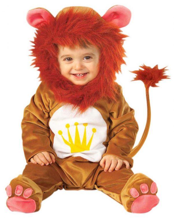 Photo du produit Déguisement lion bébé