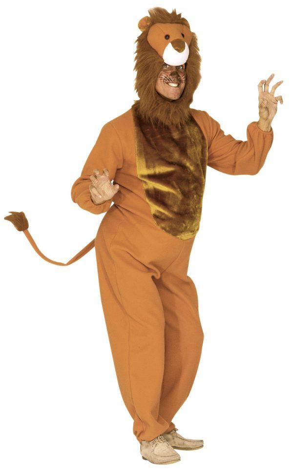 Photo du produit Déguisement lion adulte