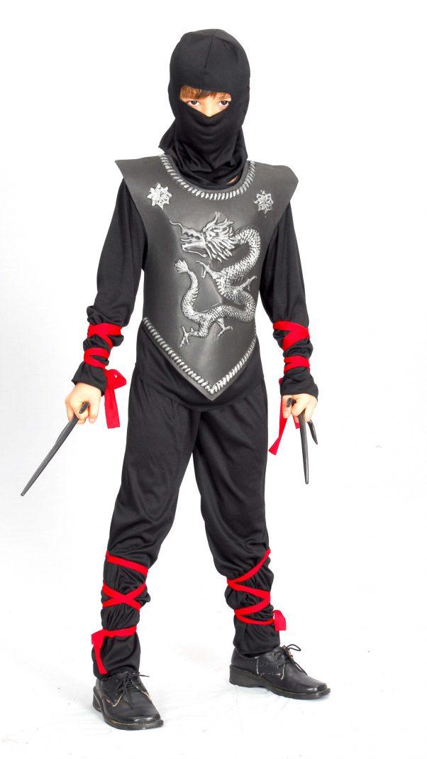 Photo du produit Déguisement ninja dragon garçon