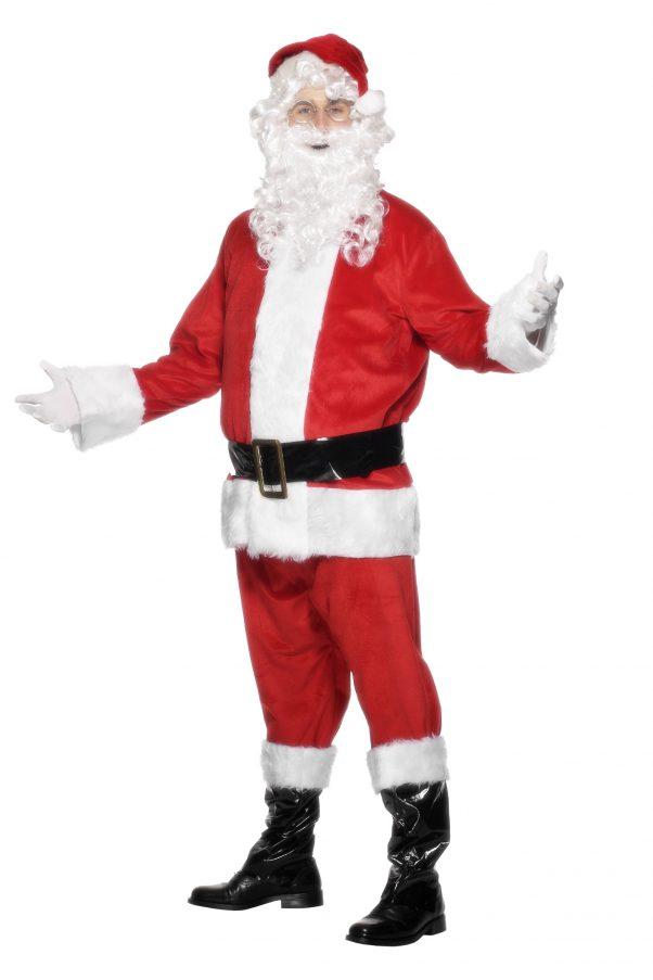 Photo du produit Déguisement Père Noël complet homme