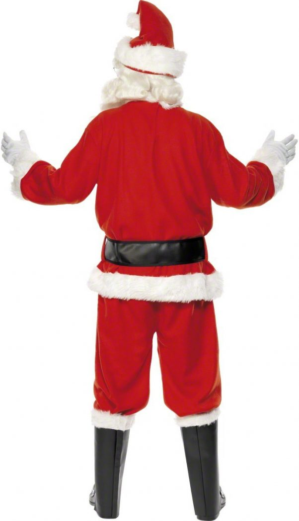 Photo du produit Déguisement Père Noël luxe homme