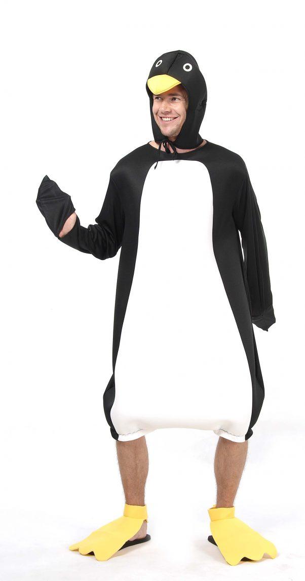 Photo du produit Déguisement pingouin adulte