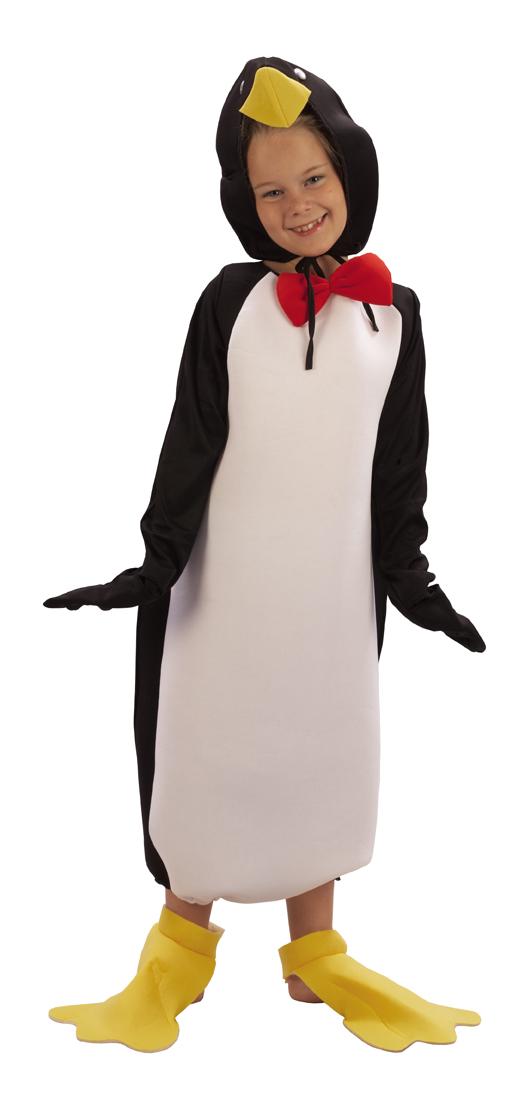 Photo du produit Déguisement pingouin humoristique enfant