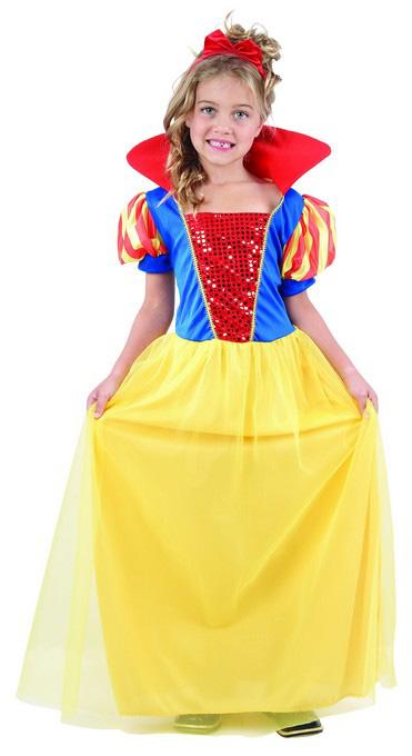 Photo du produit Déguisement princesse de conte de fée fille