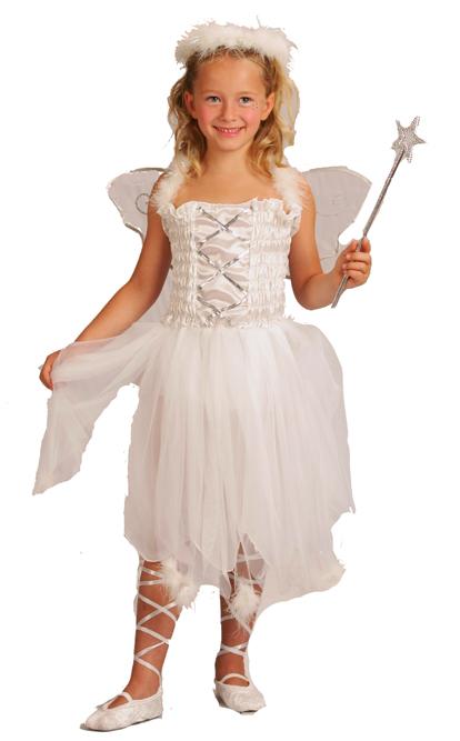 Photo du produit Déguisement ange princesse fille