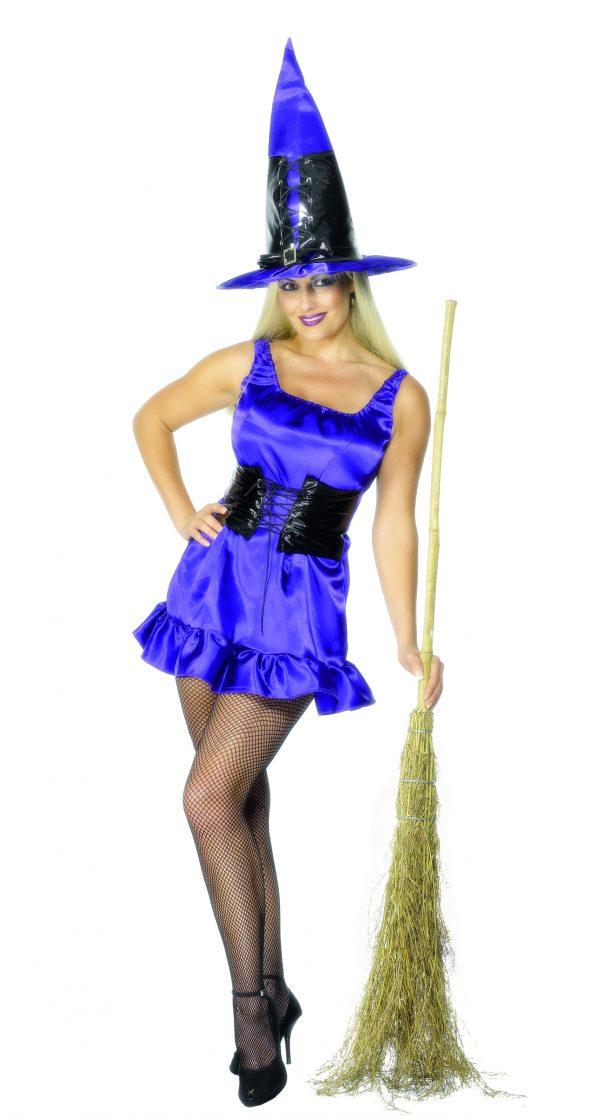 Photo du produit Déguisement sorcière femme Halloween sexy