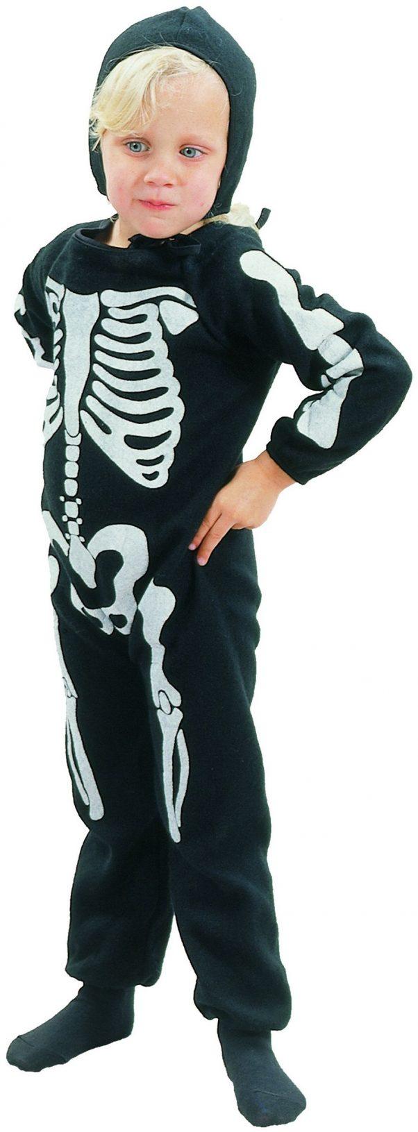 Photo du produit Déguisement complet squelette garçon