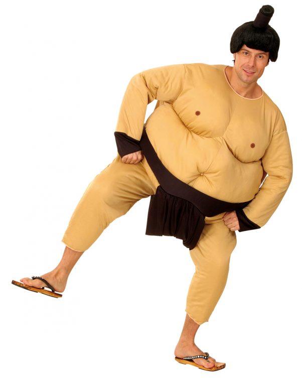 Photo du produit Déguisement sumo homme
