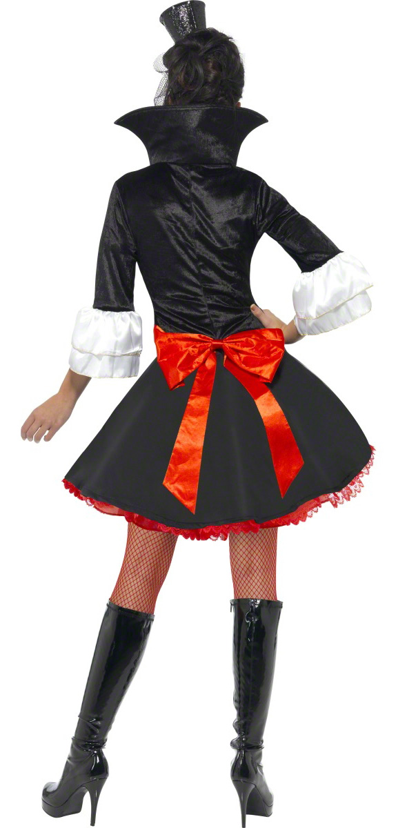 Photo du produit Déguisement court vampire femme Halloween