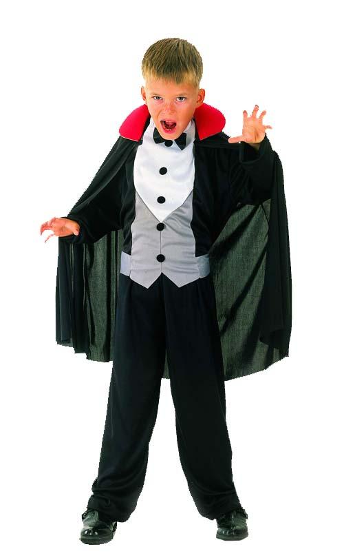 Photo du produit Déguisement vampire chic garçon Halloween