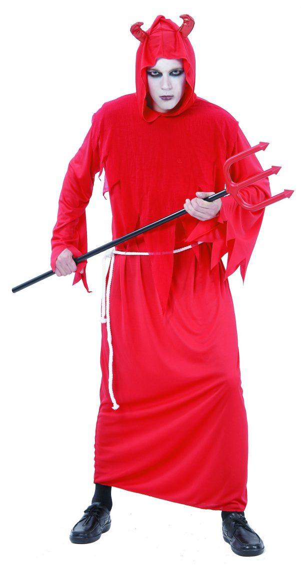 Photo du produit Déguisement diable homme Halloween