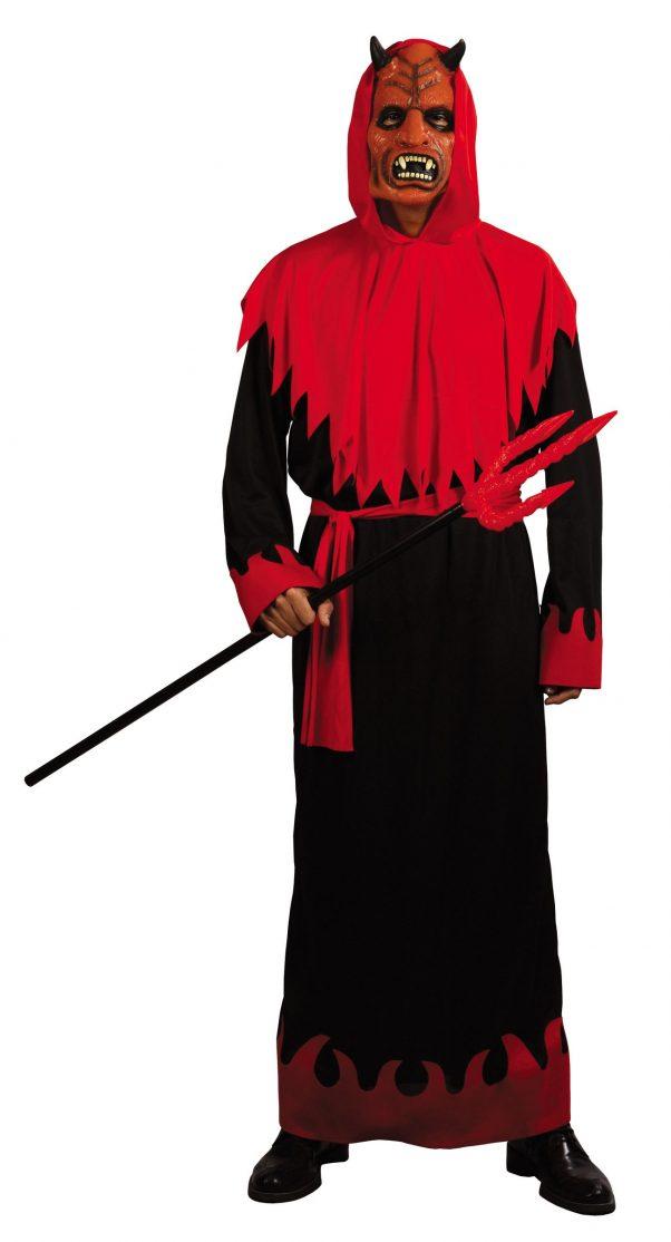 Photo du produit Déguisement diable des enfers homme Halloween