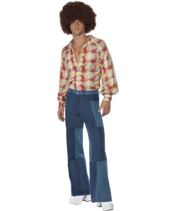 Photo du produit Pantalon disco homme