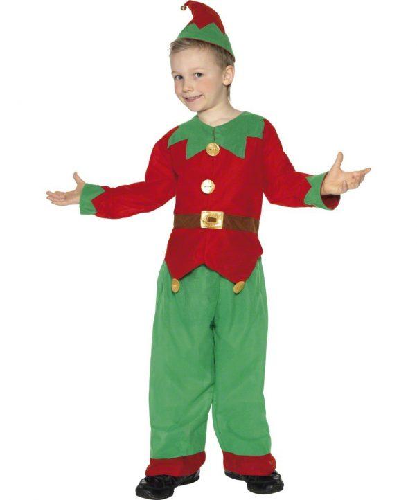 Photo du produit Déguisement elfe garçon Noël