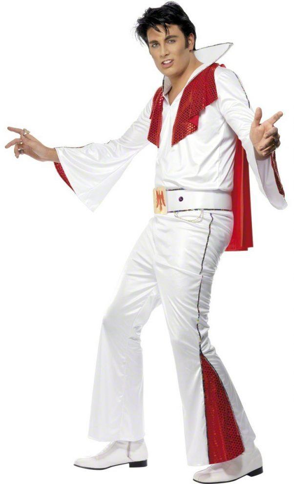 Photo du produit Déguisement Elvis Presley homme