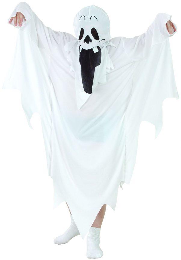 Photo du produit Déguisement fantôme Halloween enfant