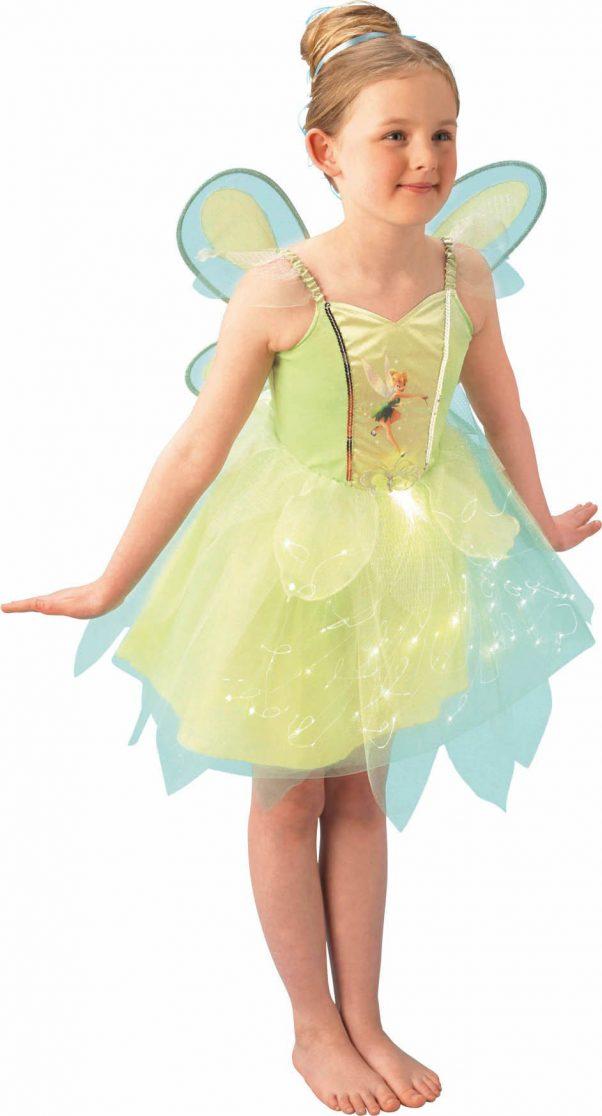 Photo du produit Déguisement Disney Fée Clochette fille