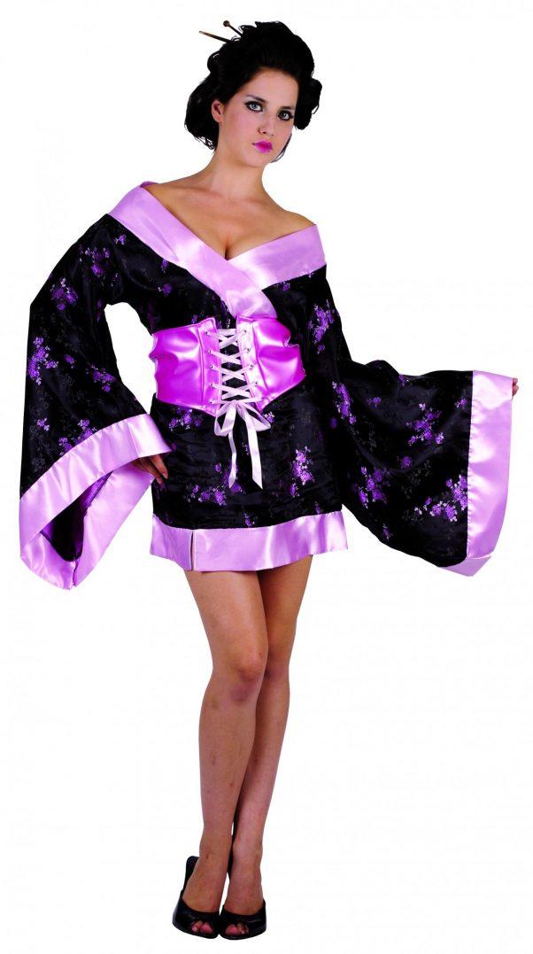 Photo du produit Déguisement geisha femme sexy