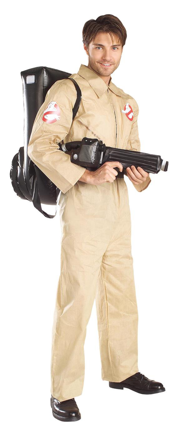 Photo du produit Déguisement Ghostbusters homme