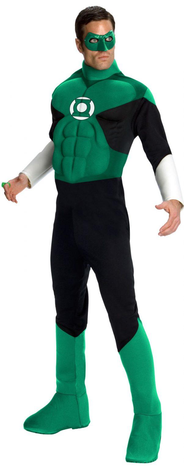 Photo du produit Déguisement luxe Green Lantern homme