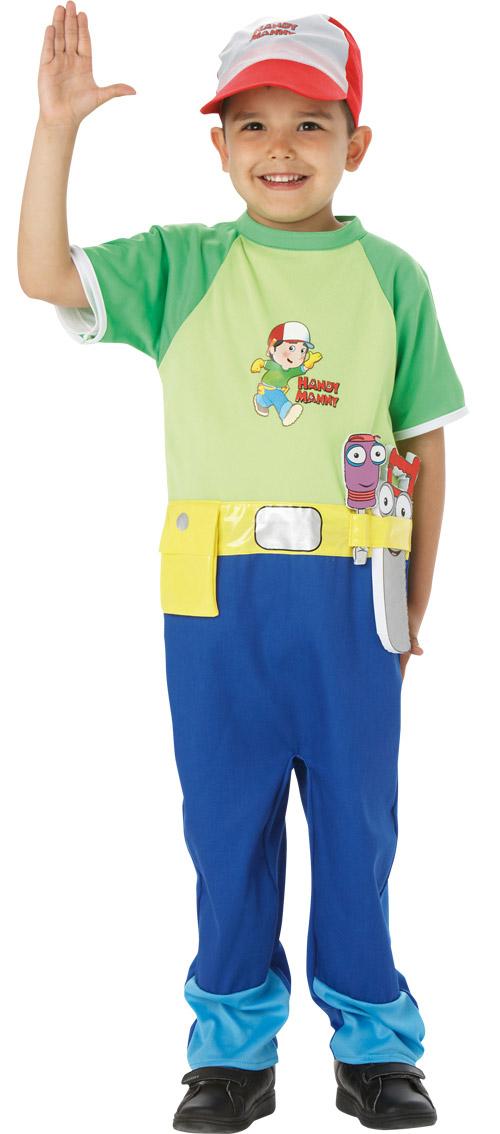 Photo du produit Déguisement Manny et ses outils enfant