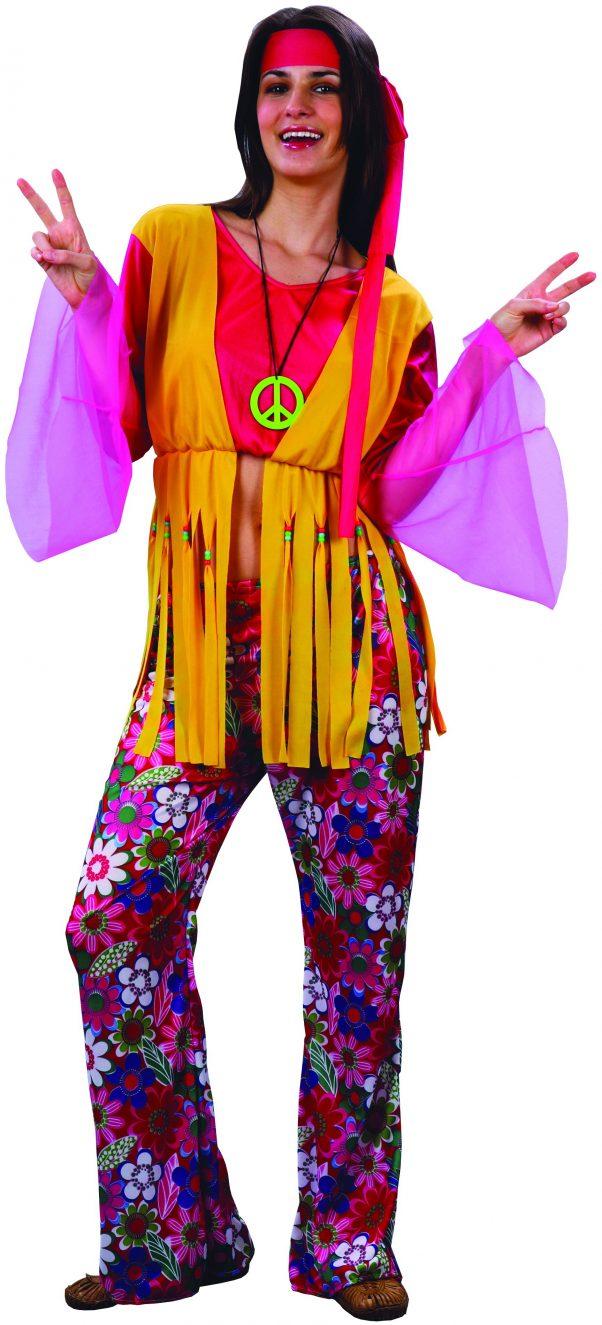 Photo du produit Déguisement hippie femme