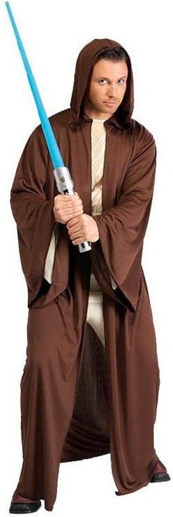 Photo du produit Cape classique marron Jedi Star Wars homme