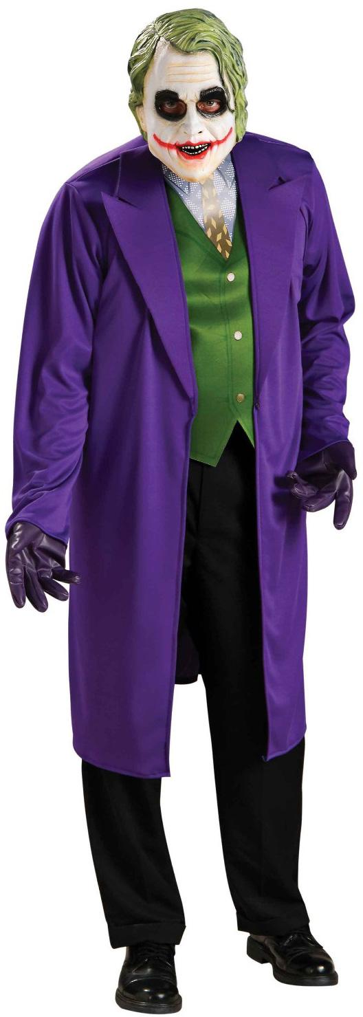 Photo du produit Déguisement classique Joker The Dark Knight adulte