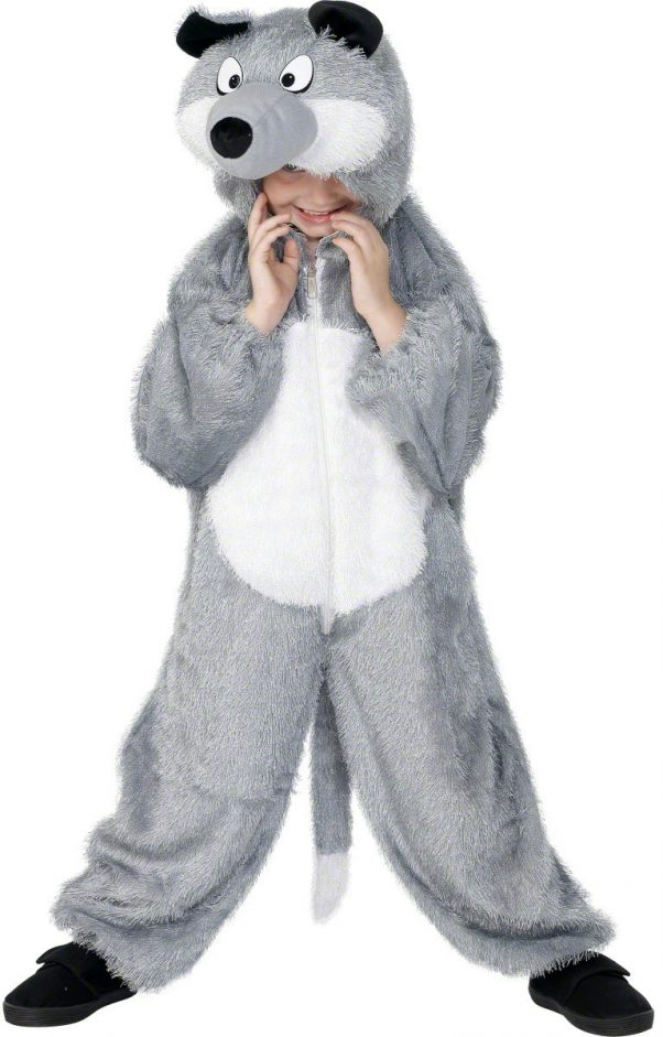 Photo du produit Déguisement loup enfant