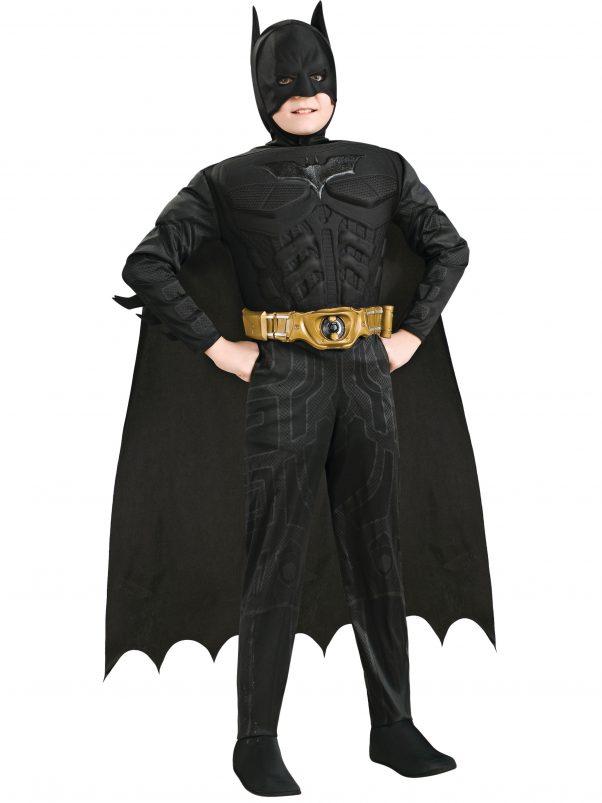 Photo du produit Déguisement luxe 3D Batman garçon
