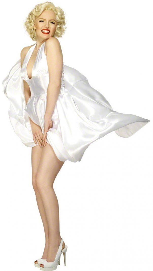Photo du produit Déguisement Marilyn Monroe femme