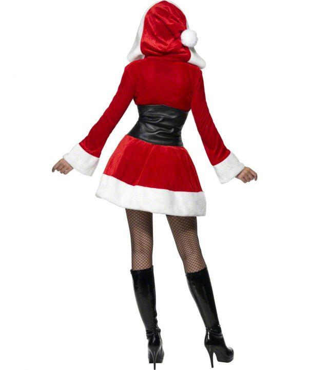 Photo du produit Déguisement Mère Noël corset femme
