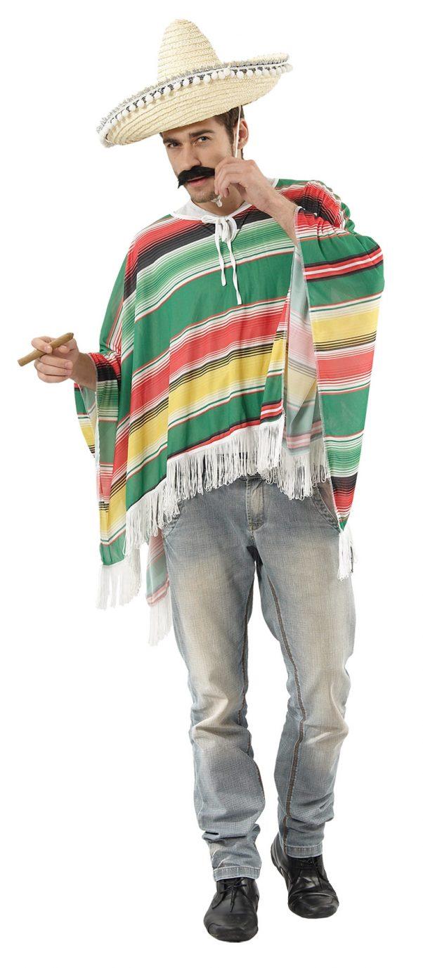 Photo du produit Déguisement mexicain à franges homme