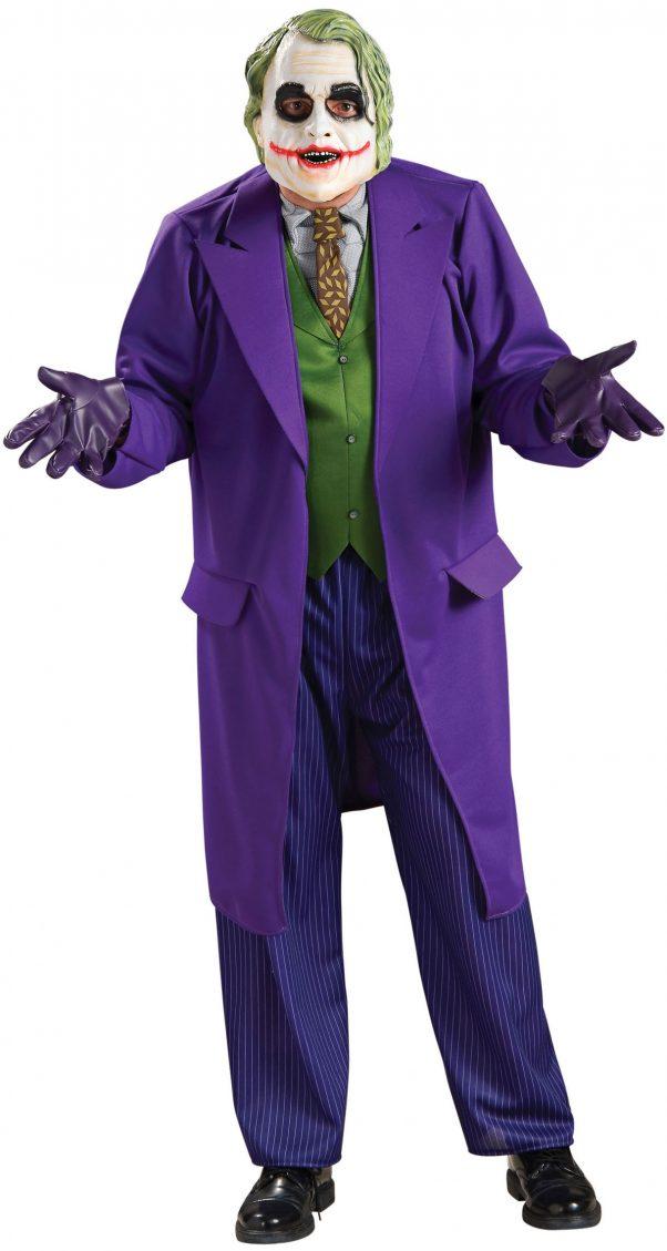 Photo du produit Déguisement luxe Joker Dark Knight adulte