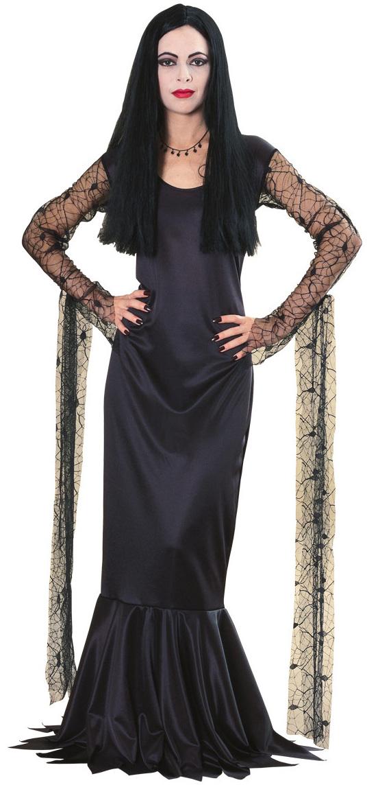 Photo du produit Déguisement Morticia Famille Addams femme